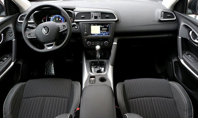 Renault Kadjar 1.5 dCi 110 KS EDC