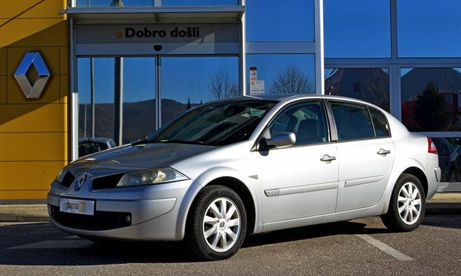Renault Megane Sedan 1.9 dCi 130 KS