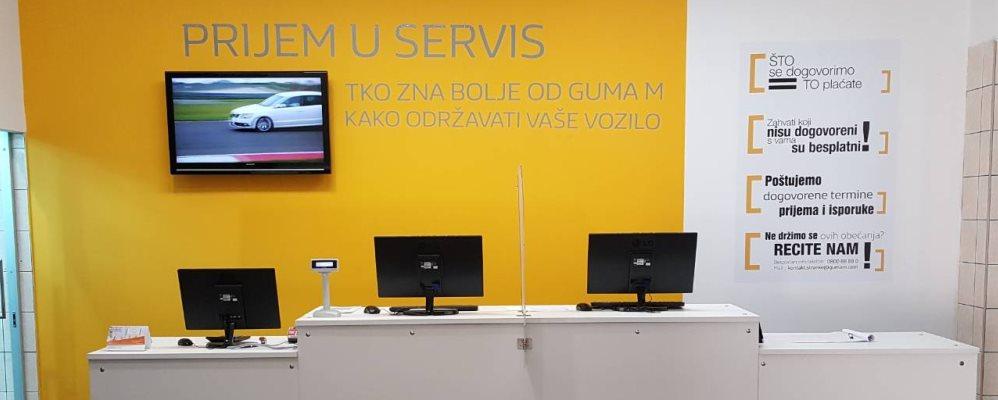 GUMA M Mostar-Centar počeo s radom