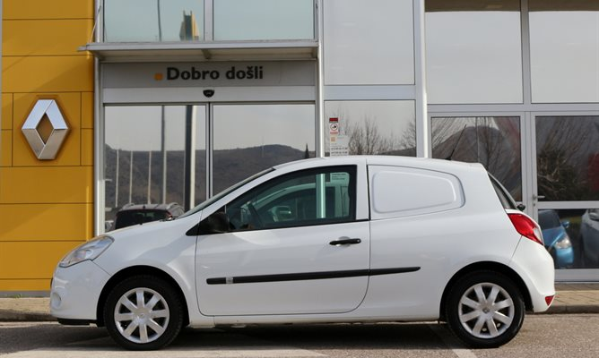 Renault Clio Serviser 1.5 dCi 75 KS