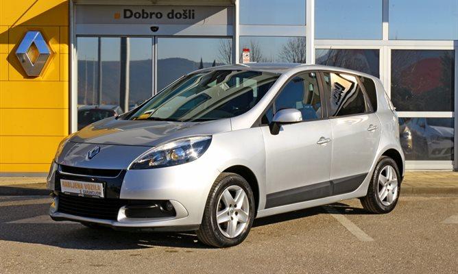 Renault Scenic 1.5 dCi 110 KS