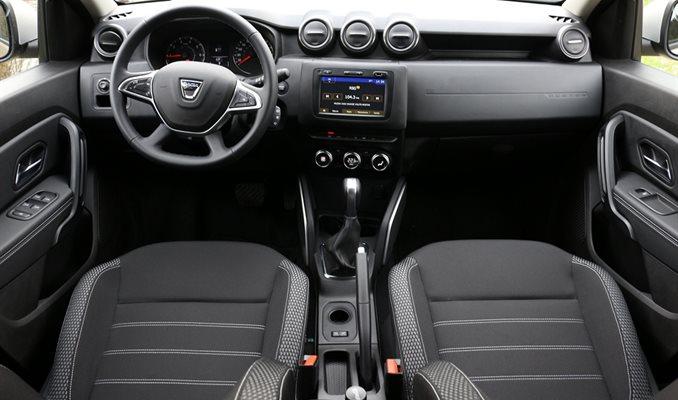 Test Dacia Duster 1.5 dCi 110 EDC Prestige