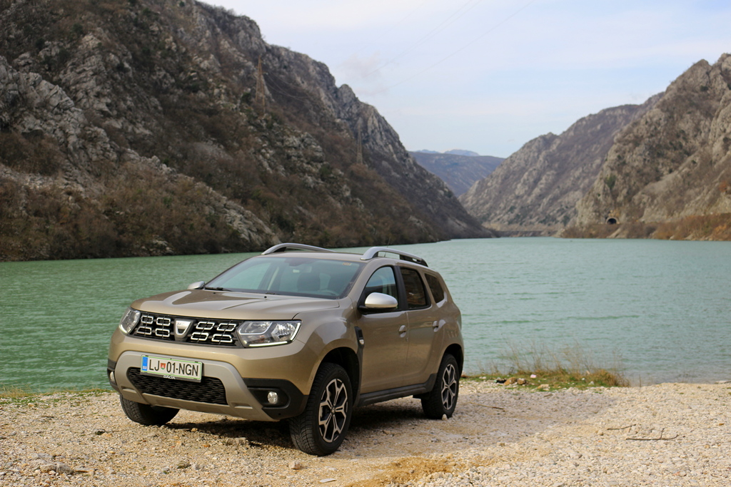 Test Dacia Duster EDC 12