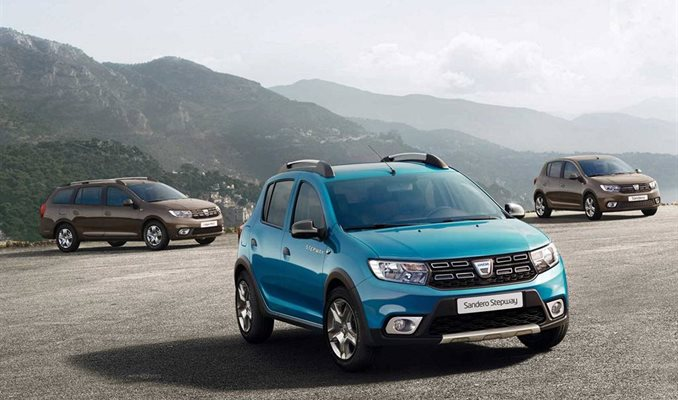 Dacia prodala pet milijuna vozila od 2004.