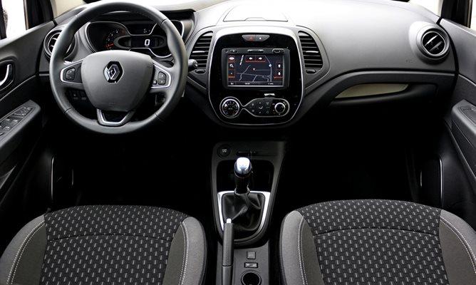 Renault Captur 1.5 Intens