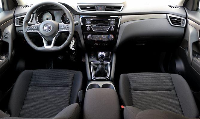 Nissan Qashqai 1.5D 110 KS