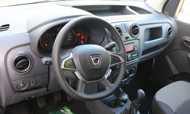 Dacia Dokker Van 1.5 dCi 75 KS