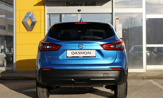 Nissan Qashqai 1.5 D 110 KS