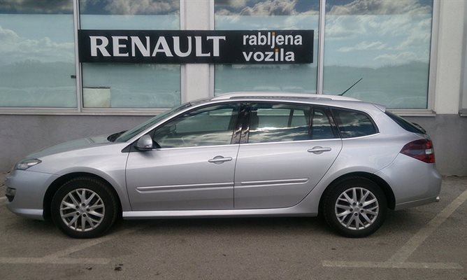 Renault Laguna Tuzla