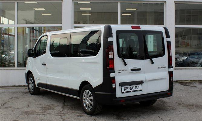 Renault Trafic Passanger