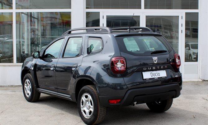 Dacia Duster 4x4 Essential Siva