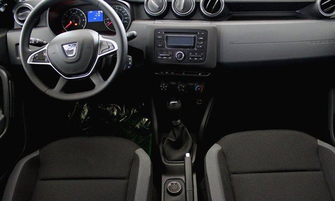 Dacia Duster 4x4 Essential