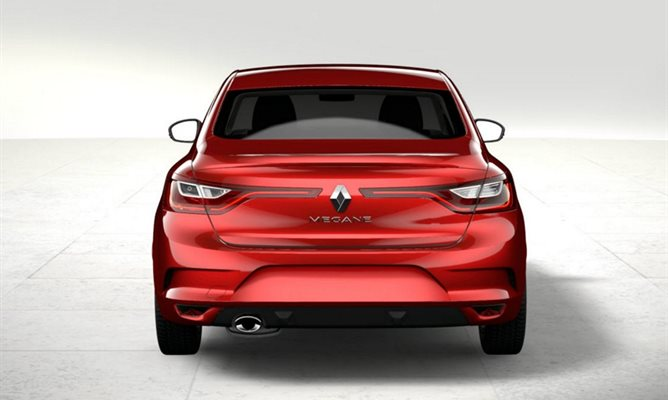 Renault Megane GrandCoupe 1.5 dCi 110 KS