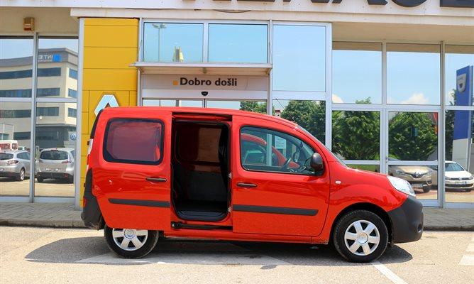 Renault Kangoo 1.5 dCi 75 KS