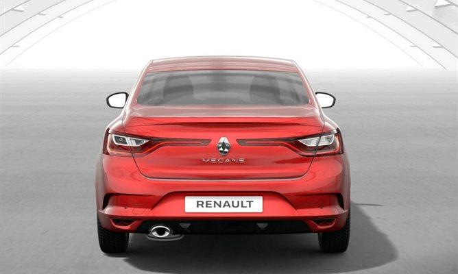 Renault Megane GrandCoupe 1.6 dCi 130 KS