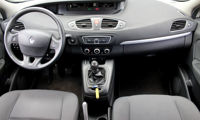 Renault Scenic 1.5 dCi 95 KS