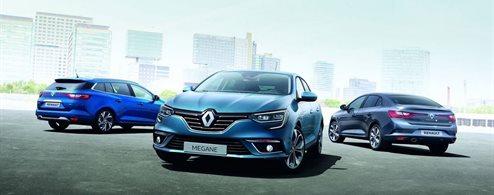 Perolaka ponuda za Renault Mégane  modele