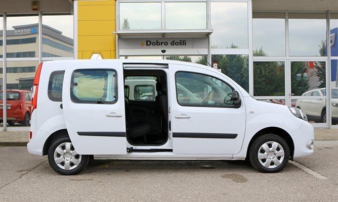 Renault Kangoo Maxi 1.5 dCi 90 KS