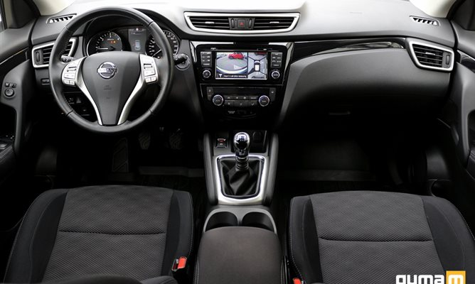 Nissan Qashqai 1.6 dCi 130 KS 4WD