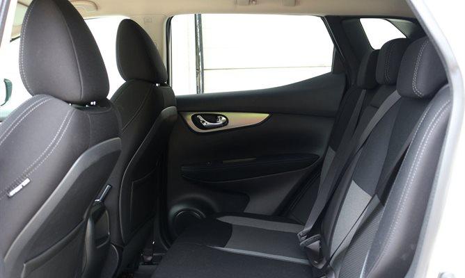 Nissan Qashqai 1.2 DIG-T 115 KS