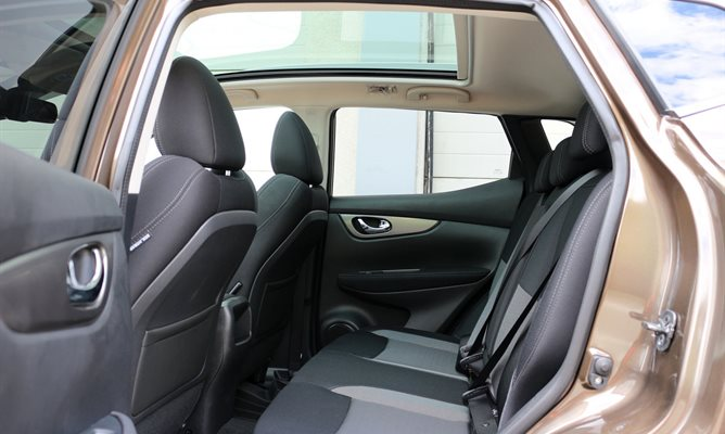 Nissan Qashqai 1.5 dCi 110 KS