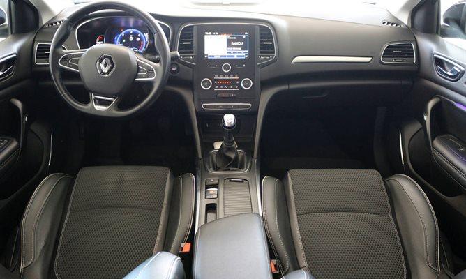Renault Megane 1.5 dCi 110 KS
