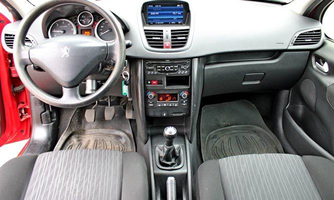Peugeot 207 1.4 HDi 68 KS