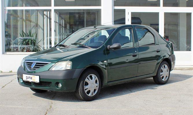 Dacia Logan 1.4 MPi 75 KS LPG