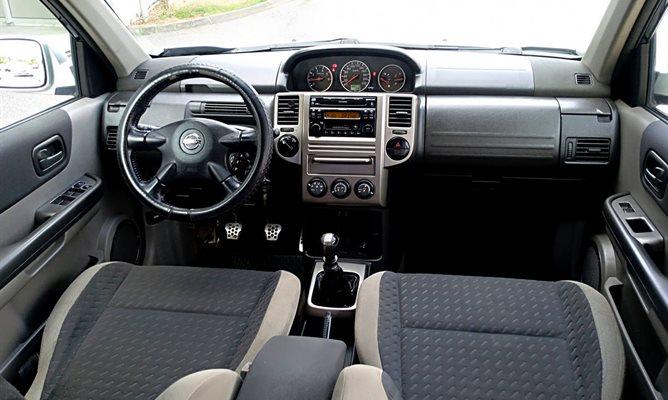 Nissan X-Trail 2.2 dCi 136 KS 4x4