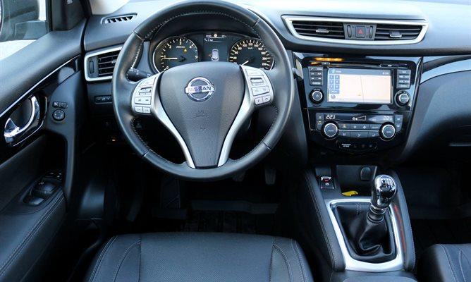 Nissan Qashqai 1.6 dCi 130 KS 4x4