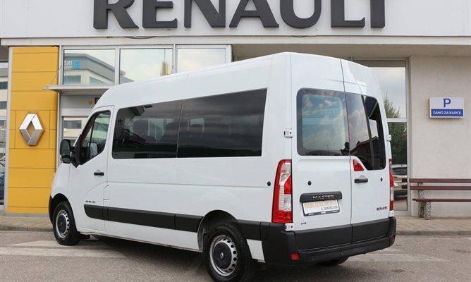 Renault Master Passenger  L2H2P3 dCi 170 KS