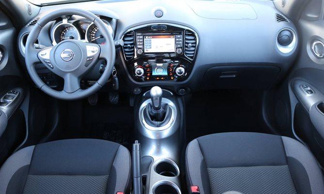 Nissan Juke 1.6 115 KS