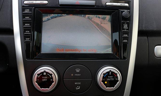 Mazda CX-7 2.3 250 KS