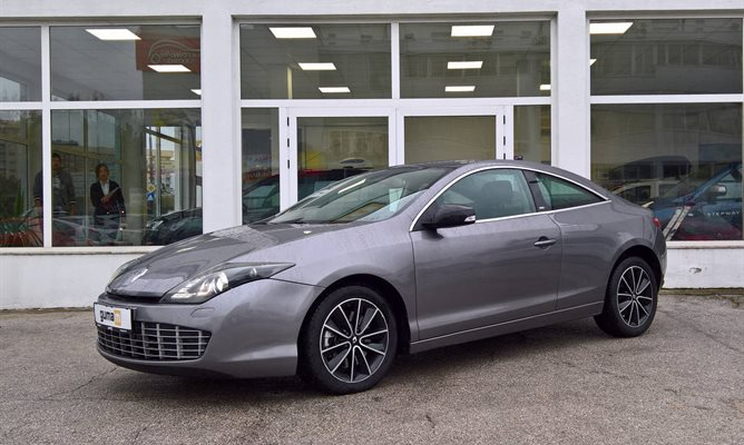Renault Laguna Coupe 2.0 dCi 180 A/T