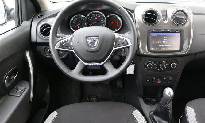Dacia Sandero Stepway TCe 90 KS