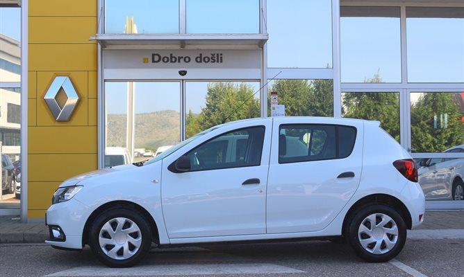Dacia Sandero 1.5 dCi 75 KS