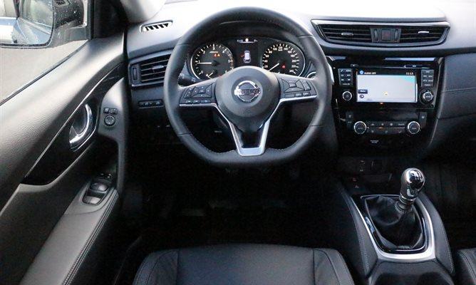 Nissan X Trail 4WD