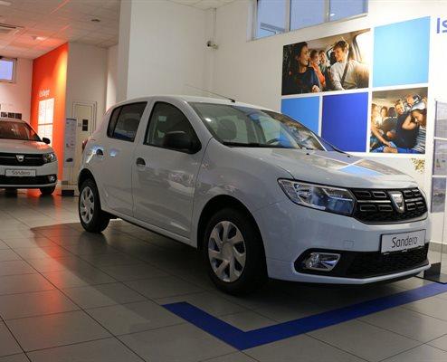 Potpuno opremljen  Dacia Sandero za 17.450 KM